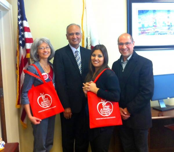 California School Health Centers Association