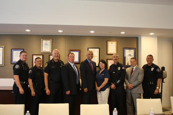 District Office Public Safety Roundtable