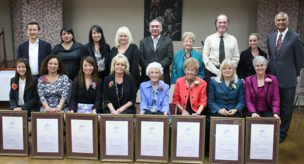 2014 Woman of Achievement Honorees