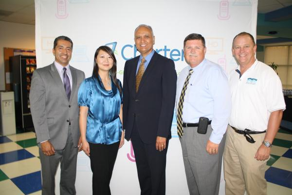 Dr. Ed w/ SGV Water Wise Featured Guests