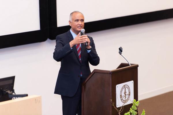 Dr. Ed Speaks @ Western University